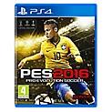 Videojuego para PS4 Pro Evolution Soccer 2016