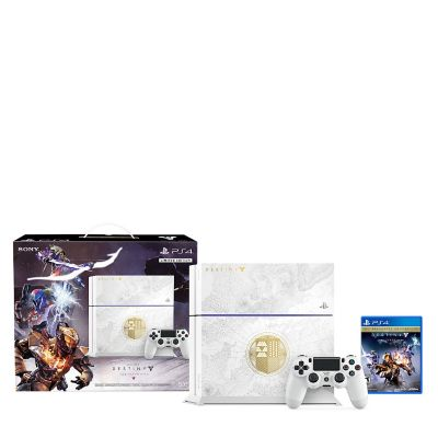 Sony Consola Play Station 4 + Videjuego Destiny The Bundle