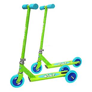 Scooter Kixi Mixi Kick Verde