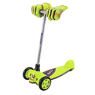 Scooter Jr Monster Kix