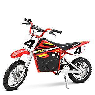 Motito MX500 Dirt Rocket Rojo