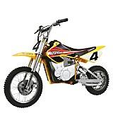 Motocross Bike  MX650 Dirt Amarillo
