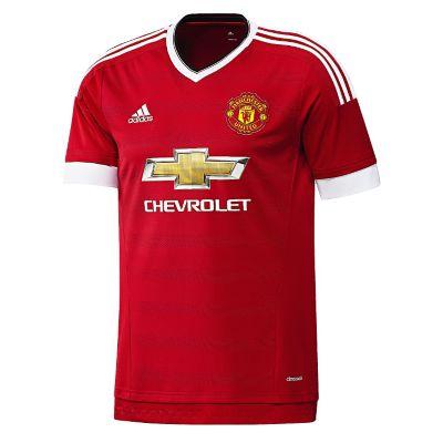 Adidas Camiseta de Hombre Manchester United Football Club