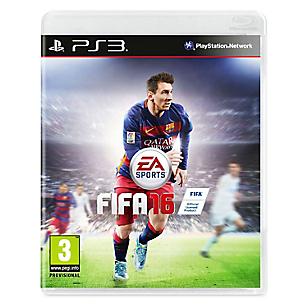 Videojuego para PS3 FIFA 16