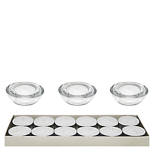 Set de Velas X 3 Tealights X15