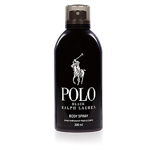 Body Spray Polo Black 300ml
