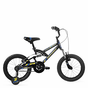 Bicicleta Raptor BD1615GRS Gris