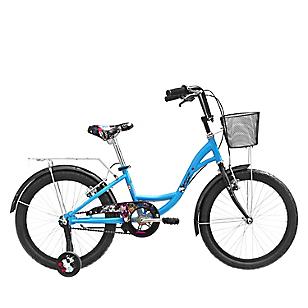 Bicicleta Monster High BN2060CEL Celeste