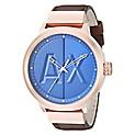 Reloj de Cuero Hombre AX1367