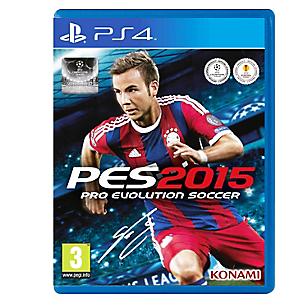 Videojuego PES 2015 para PS4