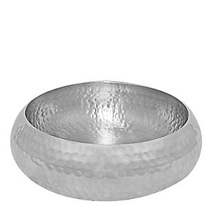 Adorno Bowl Martillado Alum 20cm