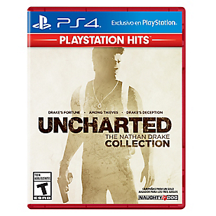Videojuego para PS4 Uncharted: The Nathan Drake Collection