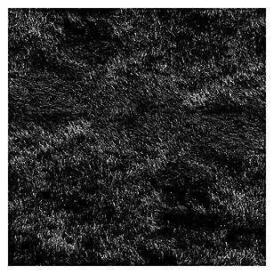 Alfombra Butan 120 x 170 cm Negro
