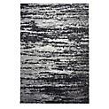 Alfombra Emotion 200 x 290 cm Negro