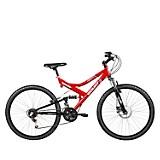 Bicicleta Goliat Bd2679rjb Rojo/Blanco