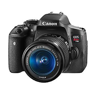 Camara Digital Reflex EOS T6i KI