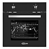 Horno Eléctrico Black Oven E Negro 65 lt