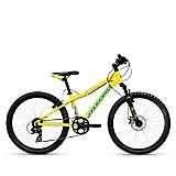 Bicicleta BA2445AMA Amarillo