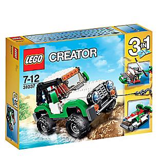 Set Creator 3 en 1 Vehículos de Aventura