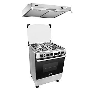 Combo Cocina Punta Sal + Campana Extractora Nueva Roma 60 cm