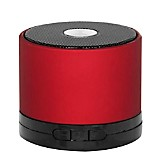 Parlante Bluetooth A1 Rojo 3 W