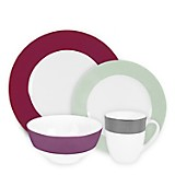 Set Vajilla 24pz Muj Bone China