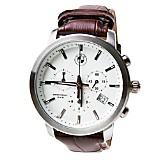 Reloj para Hombre Gris / Marrón