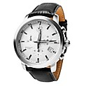 Reloj para Hombre Chrono-Silver Black
