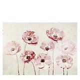 Óleo Flores Rosa 90 x 120 cm