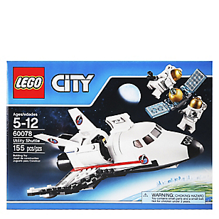 Set City Transbordador Espacial