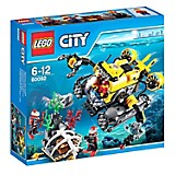 Set City Submarino de Gran Profundidad