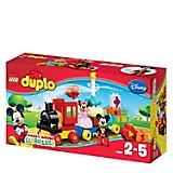 Set El Desfile de Cumpleaños de Mickey y Minnie
