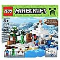 Set Minecraft El Escondite en la Nieve