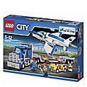 Set City Transporte del Jet de Entrenamiento