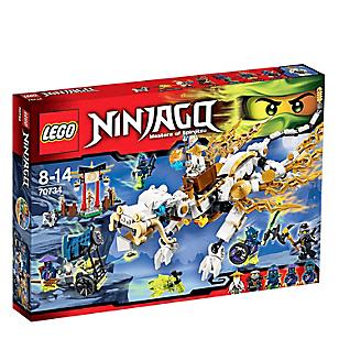 Set Ninjago Dragón del Maestro Wu