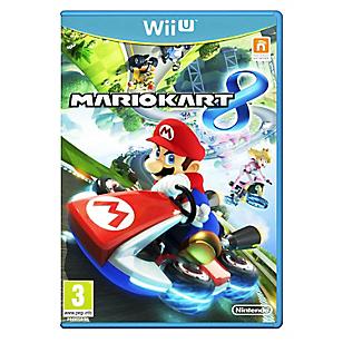 Videojuego Wii U Mario Kart 8