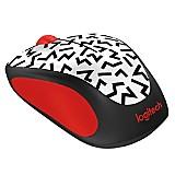 Mouse Óptico Wireless M317 Zigzag