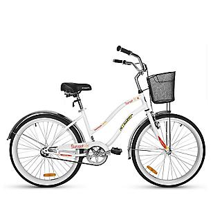 Bicicleta Sunset Aro 26 Blanco