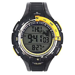 Reloj Negro Aerostar para Hombre