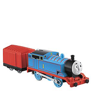 Locomotora Motorizada Track Master