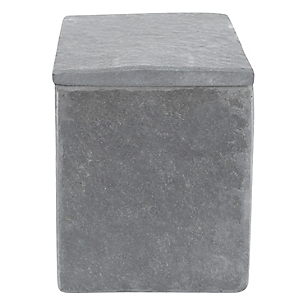 Canister Real Stone Gris
