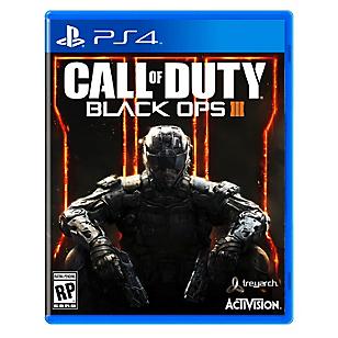 Videojuego para PS4 Call of Duty OPS III