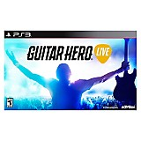 Pack Videojuego Guitar Hero Live para PS3