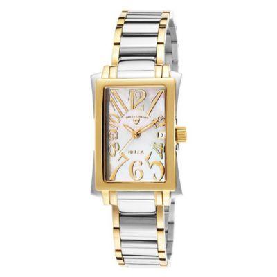 Swiss Legend Reloj de Acero para Mujer