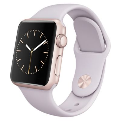 Apple Reloj Watch Sport 38mm Oro Rosado y Lavanda