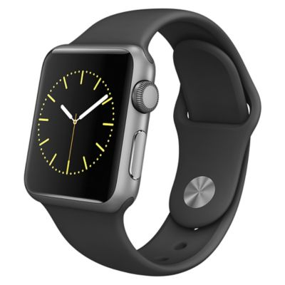 Apple Reloj Watch Sport 38mm Space Gray Negro