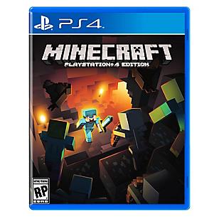 Videojuego PS4 Minecraft Edition