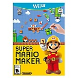 Videojuego Super Mario Maker para Wii U