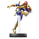 ACC Amiibo Captain Falcon