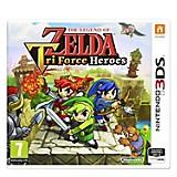 Videojuego 3DS The Legend of Zelda: Tri Force Heroes